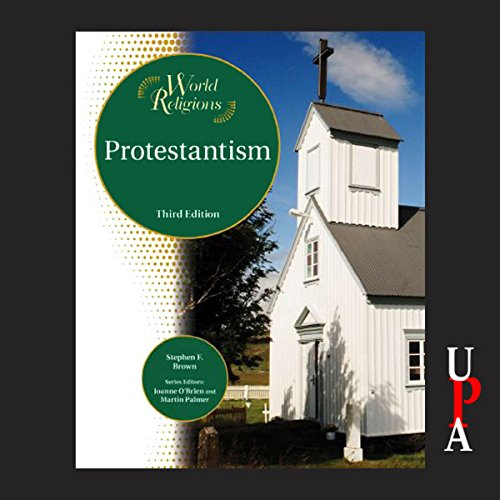 Protestantism, Third Edition audiobook cover art