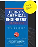 Perry's Chemical Engineers' Handbook 8/E Section 10:Transport and Storage of Fluids