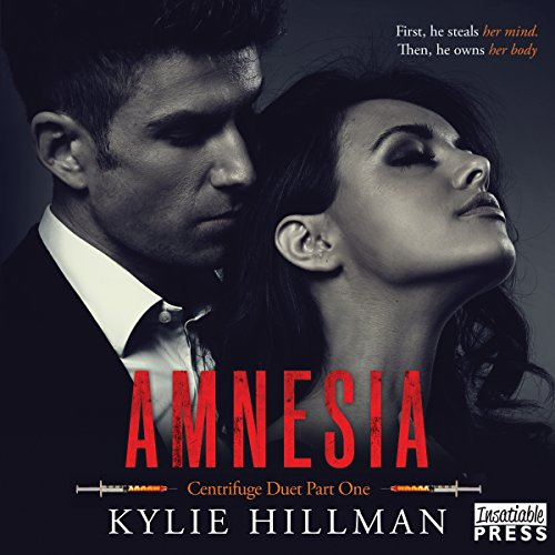 Amnesia audiobook cover art