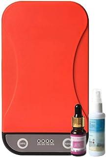 Sterilizer UV Disinfection Box Multifunctional Phone Charger Disinfection Portable UV Sanitizer Box Jewelry Sterilization Box