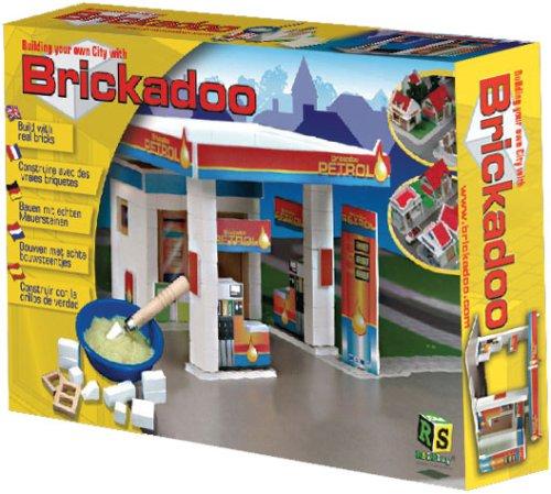 Brickadoo 20918 - Brickadoo Tankstelle