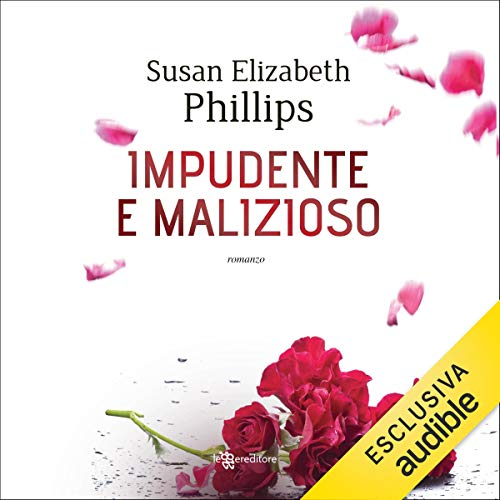 Impudente e malizioso audiobook cover art