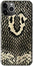 R2711 King Cobra Snake Skin Graphic Printed Case Cover for iPhone 11 Pro
