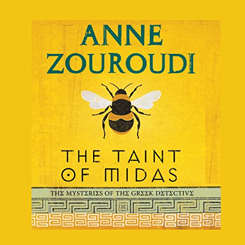 The Taint of Midas audiobook cover art