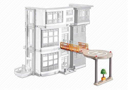 Playmobil 6445 - Helipuerto para el Hospital Infantil