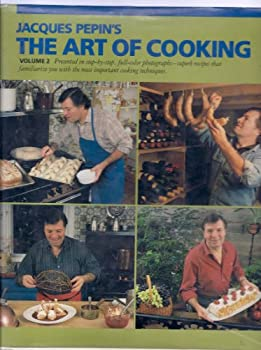 Hardcover Learning to Cook with Jacques Pepin Book