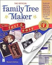 The Official Family Tree Maker Version 9 Fast & Easy (Fast & Easy (Premier Press)) (v. 9)