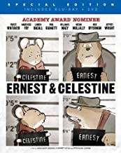 Ernest & Celestine BD+DVD Combo 2pk [Blu-ray] by New Video Group by Vincent Patar, Benjamin Renner St?phane Aubier