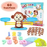 PUZ Toys for 3 4 5 Year Old Boys Girls Monkey Balance Games
