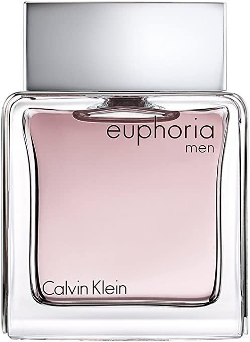 Calvin Klein Euphoria Eau de Toilette for Men, 50ml