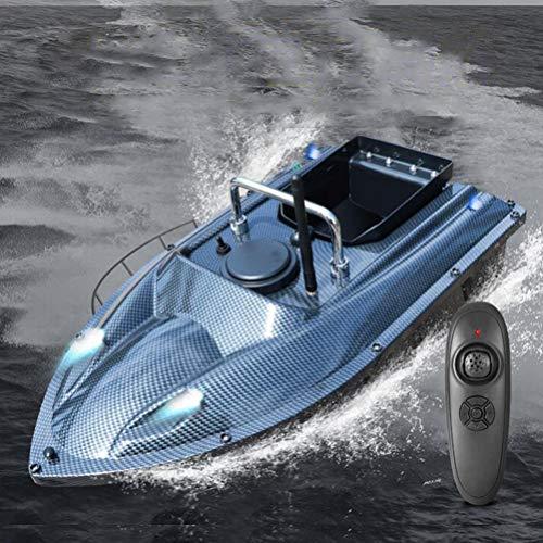 ANAN Barco Cebo Pesca Distancia Control Remoto 500m, Señuelo RC Barco Pesca...