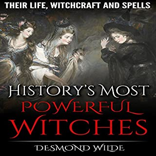 History's Most Powerful Witches audiobook cover art