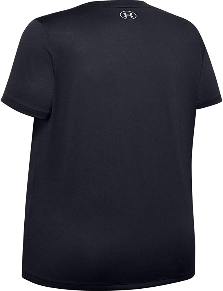 Under Armour Women's Tech Short Sleeve V-Neck - Solid