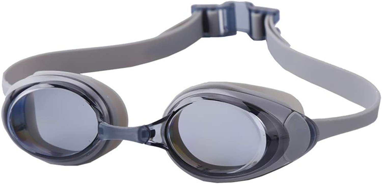 Swimming Goggles Adjustable Uv Predection Anti Fog No Leakage Goggles Suitable for Adult Men and Women