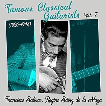 Famous Classical Guitarists, Vol. 7 (1926 - 1948)