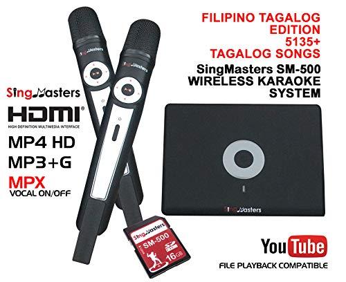 Check Out This SingMasters Magic Sing FILIPINO Karaoke Player,5135 Philippines Filipino Tagalog Pino...