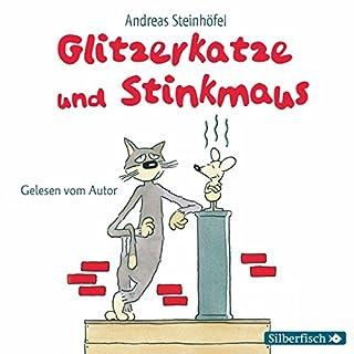 Glitzerkatze und Stinkmaus                   Autor:                                                                                                                                 Andreas Steinhöfel                               Sprecher:                                                                                                                                 Andreas Steinhöfel                      Spieldauer: 56 Min.     5 Bewertungen     Gesamt 4,6