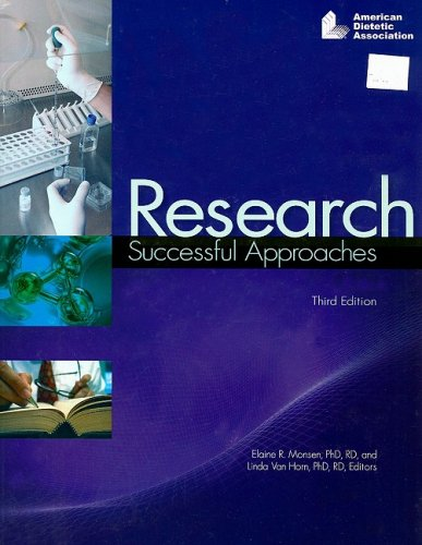 Research: Successful Approaches, 3rd Ed. OUT OF PRINT -...