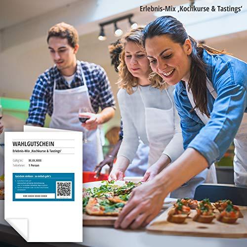 Jochen Schweizer Erlebnis-Gutschein Kochkurse & Tastings, über 400 Erlebnismöglichkeiten