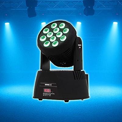 Equinox Fusion 150 Quad-Colour Moving Head LED Wash DMX Lighting Effect