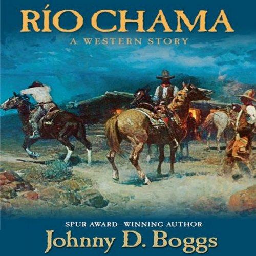 Rio Chama audiobook cover art