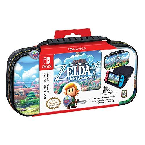Custodia Di Trasporto Deluxe Zelda Link'S Awakening - Nintendo Switch