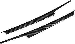 Maxiou 6 Speed Lever Leather Gear Shift Knob for BK BL CW 6 5 3 Series CX-7 MX-5 Stick Shifter Knob Chrome