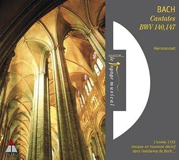 Bach, JS : Cantates Sacrées BWV Nos 140 & 147