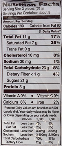 Hershey's Milk Chocolate Snack Size Bars, 10.35 oz Bag