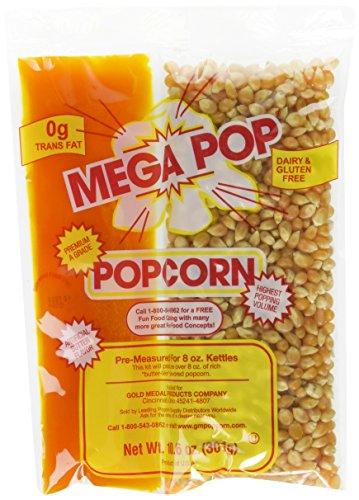 Buy Bargain Gold Medal Products Co 24Ct  Coconut Oil Kit 2838 Popcorn (10.6oz of kernels; pre-measur...