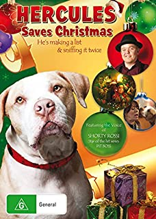 Hercules Saves Christmas 2012  Santa's Dog  NON-USA FORMAT, PAL, Reg.0 Australia