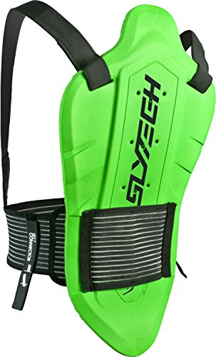 SLYTECH Rückenprotektor Backpro Naked One, green, S