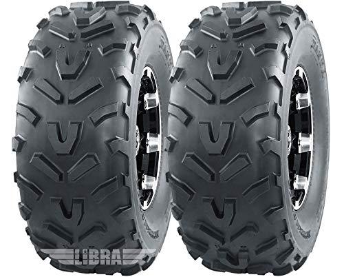 Set 2 WANDA ATV Tires 20X7-8 /6PR for 93-17 Honda TRX 90 90X