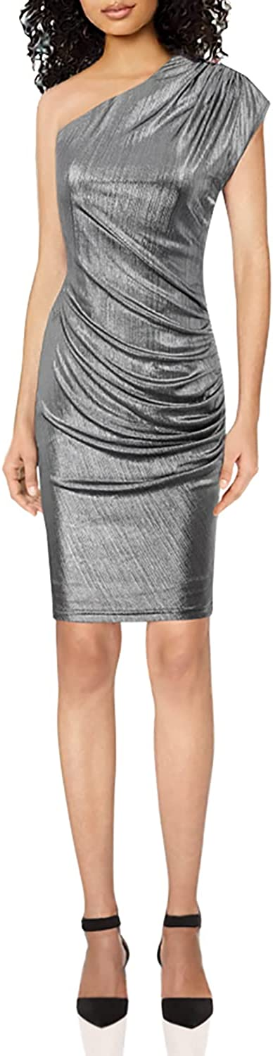 GRACE KARIN Womens Off Shoulder Ruched Bodycon Cocktail Dress Party Wedding