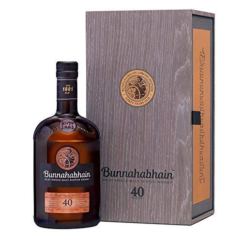 Whisky - Bunnahabhain 40 Años 70 cl