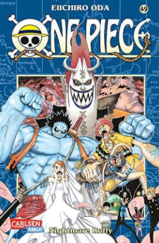 One Piece, Bd.49