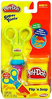 Play Doh Super Tools Flip N' Snip