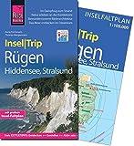 Reise Know-How InselTrip Rügen und Hiddensee mit Stralsund: Reiseführer mit Insel-Faltplan und kostenloser Web-App