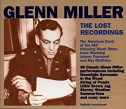 Lost Recordings by Glenn Miller (1995-02-01)