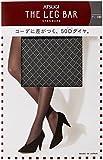 アツギ ATSUGI THE LEG BAR(アツギザレッグバー) ダイヤ柄 タイツ 50デニール相当