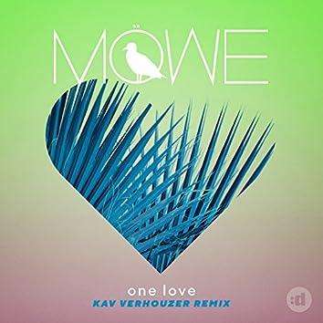 One Love (Kav Verhouzer Remix)