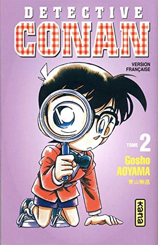 Détective Conan, tome 2