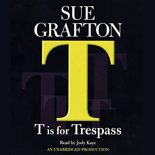 T Is for Trespass cover art