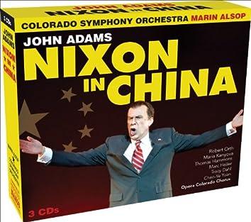 John Adams: Nixon in China (Live)