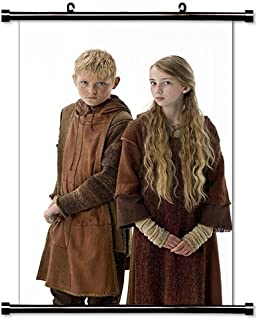 Vikings Season 1 TV Show Fabric Wall Scroll Poster (32x47) Inches