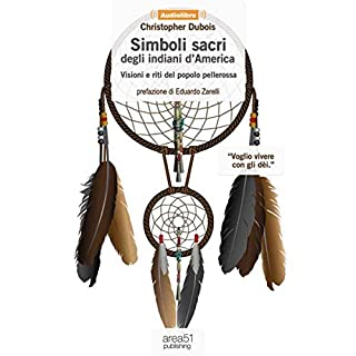 Simboli sacri degli indiani d'America copertina