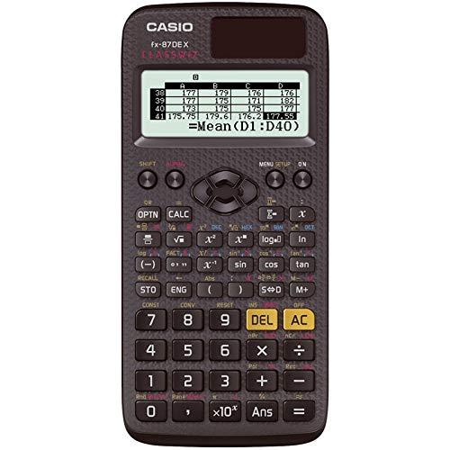 Casio FX-87DEX Technisch...