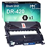 MM MUCH & MORE Compatible Drum Unit Replacement for Brother DR-420 DR420 TN450 use for HL-2240 2240D 2270DW 2280DW MFC-7360N 7460DN 7860DW DCP-7060D 7065DN Printers (1-Pack)