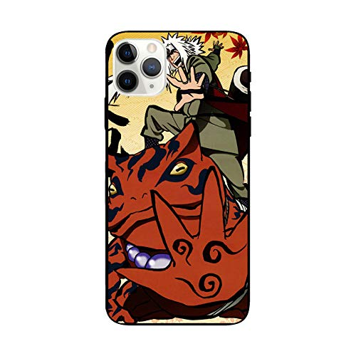 Caja del teléfono Mobile Phone Case with Dragon Ball Z Anime Naruto Kakashi Naruto and One Piece, Suitable for iphone11proXSMAX Case-Photo_Color_7/8/SE2