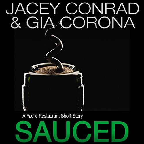 Sauced audiobook cover art